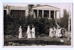 8913  Cpa    MANDELBACHTAL : Naturbühne Gräfinthal  , Passionsspiele 1950 - Abschied Von Mutter Maria , RARE - Saarpfalz-Kreis