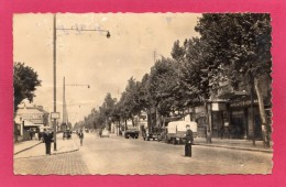92 HAUTS-de-SEINE RUEIL-MALMAISON, Avenue Paul-Doumer, Animée, Commerces, 1949, (Abeille, Paris) - Rueil Malmaison