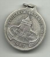 1983 - Vaticano - Medaglia Del Giubileo^ - Gettoni E Medaglie