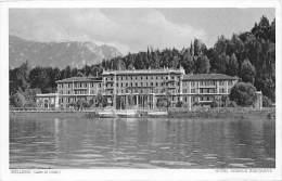 Bellagio, Lago Di Como, Hotel Grande Bretagne - Postcard - Como