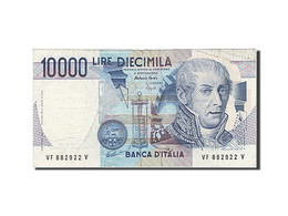 Italy, 10,000 Lire, 1984, KM:112c, 1984, TTB - 10000 Lire