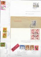LOTTO LOT 140 COVER 1904/1980 SUISSE SWITZERLAND - Switzerland
