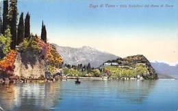 Lago Di Como, Villa Serbelloni Dal Ramo Di Lecco - Postcard - Como