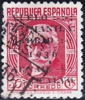 1936 741 VUELO MADRID MANILA USADO CERTIFICADOS CARTAS INTERNACIONAL RRR SPAIN SPANIEN ESPAGNE SPANJE - 1931-Hoy: 2ª República - ... Juan Carlos I