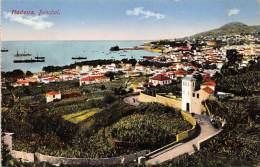 Madeira, Portugal - Funchal Panoramic View - Postcard - Madeira