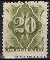 United States 20 Ctvos, Duplicate * - Estados Unidos