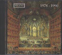Accent 1978-1990 Disque Catalogue - Classique