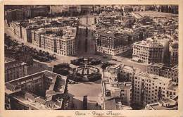Roma, Italia - Piazza Mazzini - Trattoria Archimede  - Postcard - Roma (Rome)