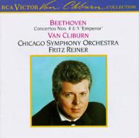 Beethoven Van Cliburn Fritz Reiner - Classique