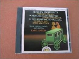 Russian Highlights Karel Ancerl - Klassik