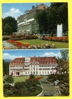 Bad Eilsen - Sanatorium Der LVA Hannover - Badehotel .Commemorative Postmark On Stamp 1971. Germany - Deutschland