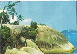 DB151     Rio De Janeiro - Ilha De Paquetà - Pedra Da Moreninha - Rio De Janeiro