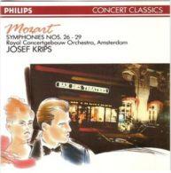 Mozart Symphonies 26 29 Krips - Klassik