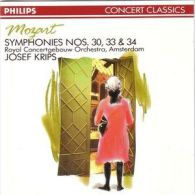 Mozart Symphonies 30 3 34  Krips - Klassik