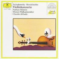 Violin Concertos Tchaikovsku Mendelssohn - Classical