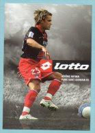 Lotto - Jérome Rothen - Paris Saint Germain FC - Fussball