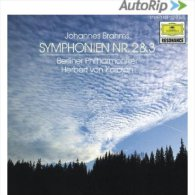 Brahms Symphonies 2 &3 Von Karajan - Klassik