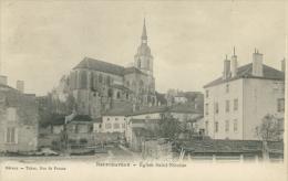 88 NEUFCHATEAU / L'Eglise Saint-Nicolas / - Neufchateau