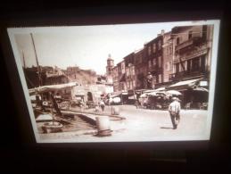 DIAPOSITIVE PHOTO DE CARTE POSTALE ANCIENNE -SAINT TROPEZ LE PORT (LOTAB29) - Diapositives