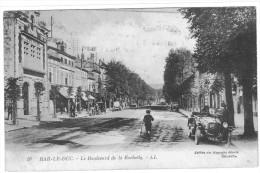 BAR LE DUC LE BOULEVARD DE LA ROCHELLE - Bar Le Duc