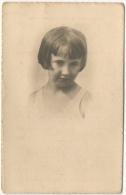 Doodsprentje. Image Pieuse Religieuse. Jacqueline Meert. Bruxelles 1924/1934. - Devotieprenten