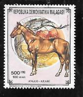 TIMBRE OBLITERE DE MADAGASCAR DE 1991 N� MICHEL 1324