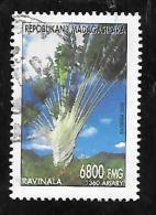 TIMBRE OBLITERE DE MADAGASCAR DE 2002 N� MICHEL 2594