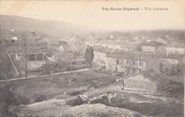 13 PUY Sainte REPARADE Vue D´ensemble CPA 1910 - Autres Communes