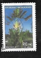 TIMBRE OBLITERE DE MADAGASCAR DE 2002 N� MICHEL 2589