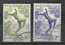 Belgie OBP° 969-970 - Usados