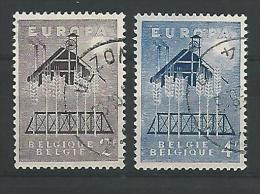 Belgie OBP° 1025-1026 - Belgique