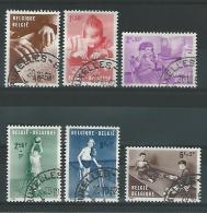 Belgie OBP° 1225-1230 - Used Stamps