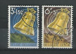 Belgie OBP° 1241-1242 - Used Stamps