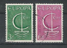 Belgie OBP° 1389-1390 - Belgique