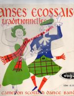 ECOSSE - DANSES ECOSSAISES PAR JIM CAMEON SCOTTISH DANCE BAND- CIRCASSIAN CIRCLE-CUMBERLAND REEL- - Discos De Vinilo