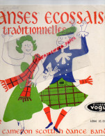 ECOSSE - DANSES ECOSSAISES PAR JIM CAMEON SCOTTISH DANCE BAND- CIRCASSIAN CIRCLE-CUMBERLAND REEL- - Vinylplaten