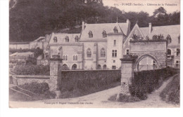 Poncé - Château De La Volonière - Zonder Classificatie