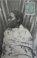 CPA - Madagascar. Types Malgaches , Femme De MEVATANANA. Voyagé Timbre Cachet Paquebot 1906 - Madagascar