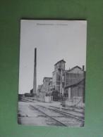 CPA MOSELLE OISEMONT LA DISTILLERIE 1943 TRES BON ETAT - Autres Communes