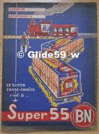 Protège-cahier Super 55 BN (avec Légende Code De La Route, Codification Des Etats & Codification Des Départements) - Protège-cahiers