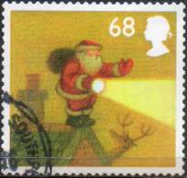 GREAT BRITAIN 2004 Christmas: 68p Father Christmas With Torch - Used Stamps