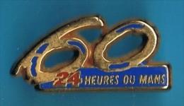 PIN'S //  ** 60 ANS ** CATASTROPHE ** 24 HEURES DU MANS ** LE 11 / 06 / 1955 ** - F1