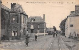 GUEURES - La Route De Dieppe - Non Classés