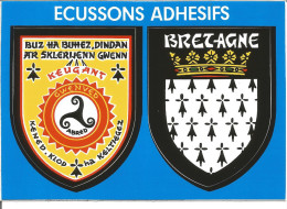 Blason Armoiries  Bretagne Héraldique Ecusson Adhésif - Stickers