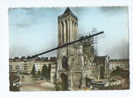 CPM - Caen  -  Eglise Saint Jean - Caen