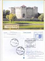 MOLDOVA   MOLDAVIE   MOLDAWIEN   MOLDAU ,  2013 , 470-year-Soroca Fortress , Sp.cancell- First Day. FDC.Used. - Moldova