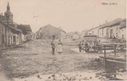 57-GOIN-Beau Document-Militaires Allemands - Autres Communes