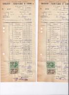 Documents Christel & Haurens - 1965 - 150 Stuks!! - 1950 - ...