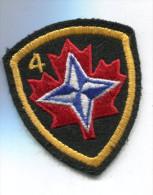 H371 PATCH OPEX CANADA OTAN - Ecussons Tissu