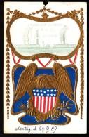 USA 1909 / Ships / S.S. Clermont - Passagiersschepen